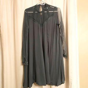 Xhileration (Target) Green Dress
